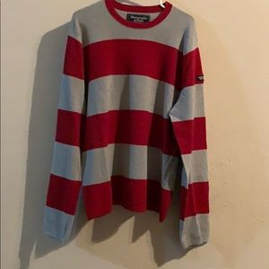 Abercrombie and  Fitch men's sweater